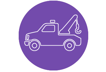 vehicle recovery clipart
